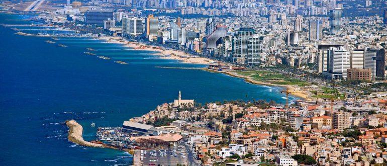 отдых в Тель-Авиве, Тель-Авив