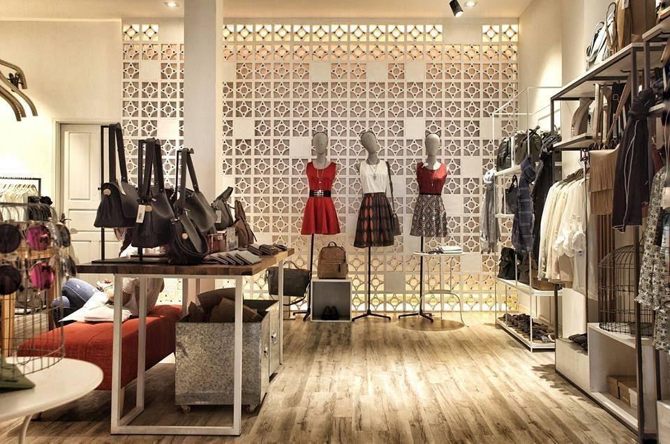 Бутик, модный магазин, шопинг
