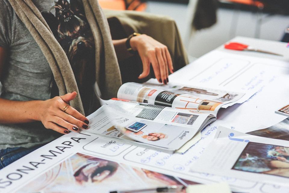 модный журнал, читать журнал, мода